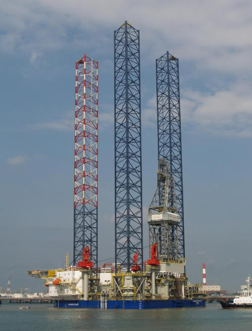 PPL Shipyard Delivers Jack-Up Rig Two Months Ahead Of Schedule